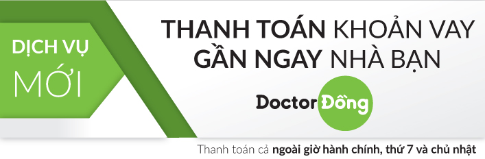 thanh toán doctor dong