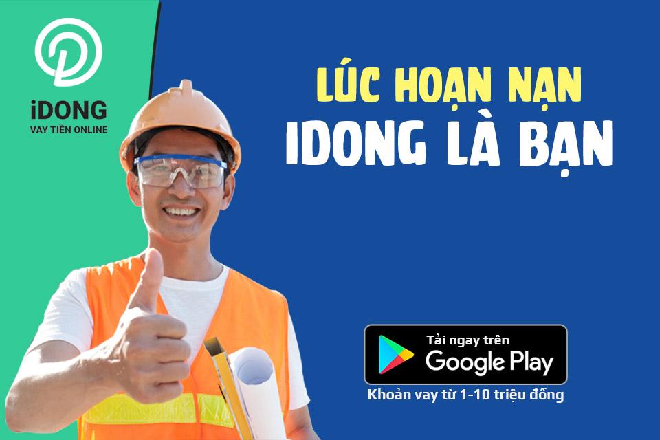 điều kiện vay tiền online iDong