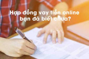 hop-dong-vay-tien-online